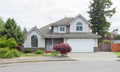 Lacey Single Family Home For Sale: 9111 Christine Ct NE
