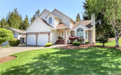 Puyallup Single Family Home For Sale: 2313 12th Place SE