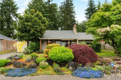 Seattle Single Family Home For Sale: 9242 23rd Ave SW