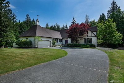 Maple Valley Single Family Home For Sale: 26101 SE 235th St