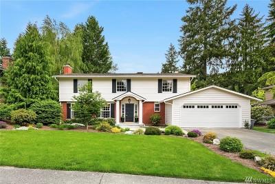 Bellevue Single Family Home For Sale: 17456 NE 11th St