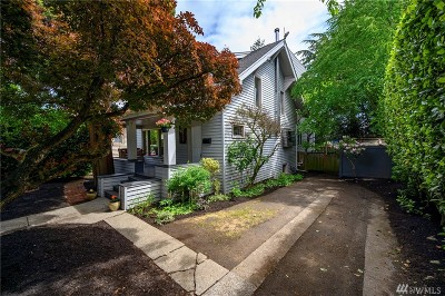 Seattle Single Family Home For Sale: 1127 NW 65th St
