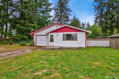 Port Orchard Single Family Home Pending: 1023 Nebraska St SE