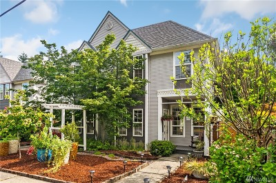 Issaquah Condo/Townhouse For Sale: 780 2nd Ave NW