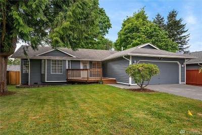 Lake Stevens Single Family Home For Sale: 2430 Spruce Rd