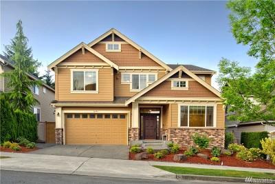 Redmond Single Family Home For Sale: 16793 NE 121st St