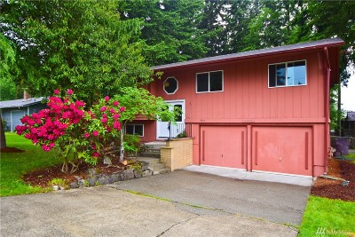 Federal Way Single Family Home For Sale: 2312 SW 338th St