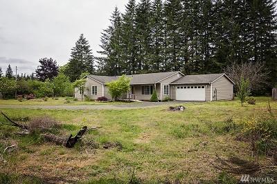 Shelton Single Family Home Pending Inspection: 7452 W Shelton Matlock Rd