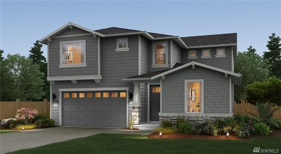 Port Orchard Single Family Home For Sale: 4585 Keppel (Lot 162) Lp SW