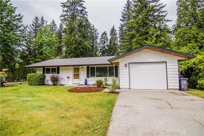 Snohomish County Single Family Home For Sale: 8314 36th Ave NE