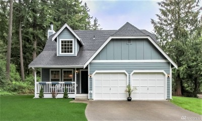 Bonney Lake Single Family Home For Sale: 18500 65th St E