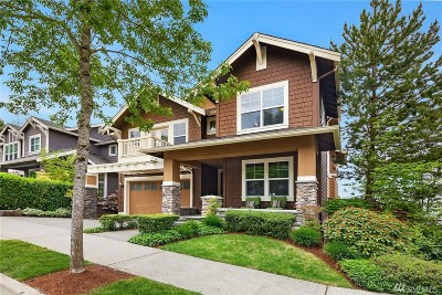 Issaquah WA Single Family Home For Sale: $1,250,000