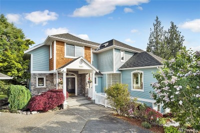 Snohomish Single Family Home For Sale: 14410 Broadway Ave SE