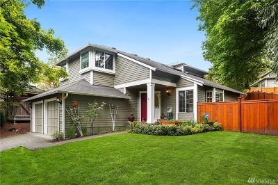 Kirkland Single Family Home For Sale: 10131 NE 126th St
