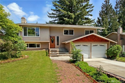 Edmonds Single Family Home For Sale: 21601 85th Place W