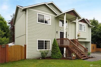 Everett WA Single Family Home For Sale: $439,950