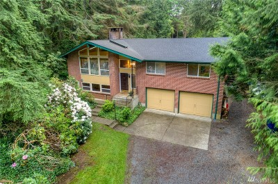 Maple Valley Single Family Home For Sale: 21635 253rd Ave SE