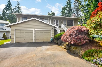Shoreline Single Family Home For Sale: 19901 2nd Ave NW