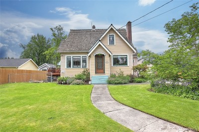 Enumclaw Single Family Home For Sale: 2628 Griffin Ave