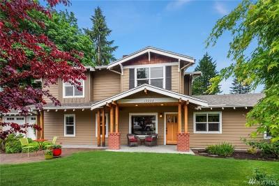 Kirkland Single Family Home For Sale: 12222 NE 78th St
