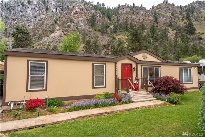 Entiat Single Family Home For Sale: 14944 Golden Delicious St