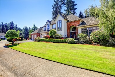 Federal Way Single Family Home For Sale: 413 SW 335th St