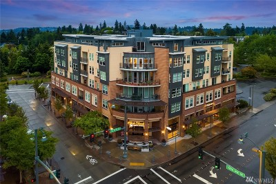 Mercer Island Condo/Townhouse For Sale: 7800 SE 27th St #205