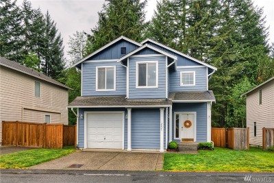 Puyallup Single Family Home For Sale: 12824 159th St E