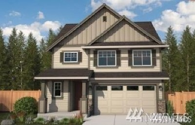 Yelm Single Family Home For Sale: 14350 99th Wy SE