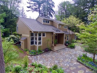 Single Family Home For Sale: 9533 Flambeau Rd