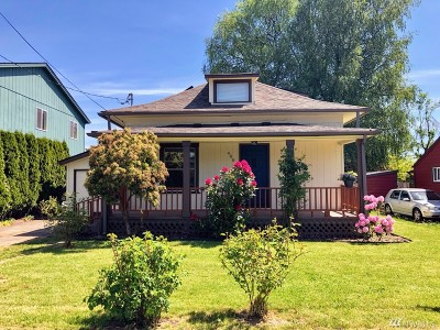Olympia Single Family Home For Sale: 600 Wilson St SE