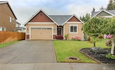 Graham Single Family Home For Sale: 9107 193rd St Ct E
