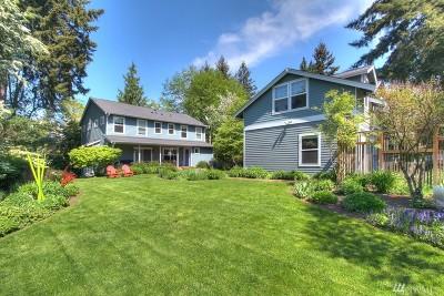 Kirkland Single Family Home For Sale: 8004 NE 128th St