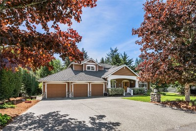 Sammamish Single Family Home For Sale: 26709 SE 25th St