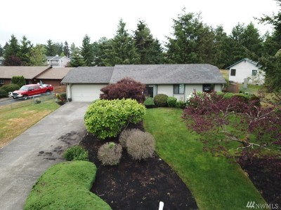 Olympia Single Family Home Pending: 1112 Rockcress Dr NE