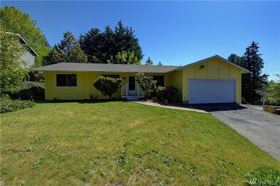 Redmond Single Family Home For Sale: 16601 NE 91st St