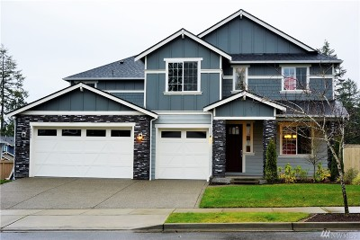 Puyallup Single Family Home For Sale: 2430 Fruitland Ridge Dr