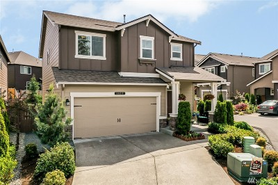 Lake Stevens Single Family Home For Sale: 1637 76th Ave SE