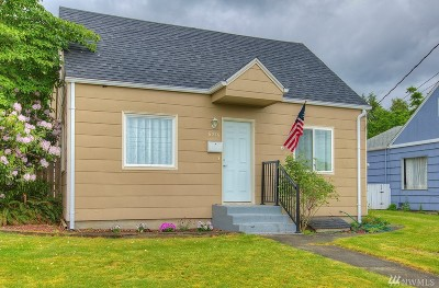 Tacoma Single Family Home For Sale: 6236 S M St