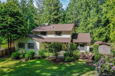 Port Orchard Single Family Home For Sale: 1934 Woods Rd SE