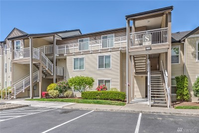 Snohomish County Condo/Townhouse For Sale: 12303 Harbour Point Blvd #S307