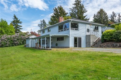Bellingham Single Family Home For Sale: 1246 Undine St