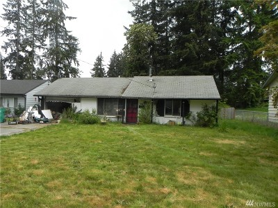 Mountlake Terrace Single Family Home For Sale: 22902 58th Ave W