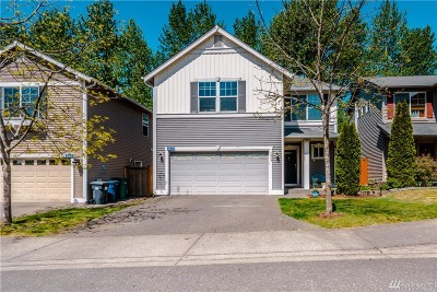 Mount Vernon Single Family Home For Sale: 4609 Nooksack Lp