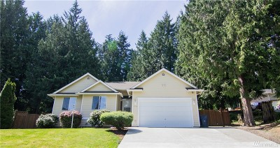 Lake Stevens Single Family Home For Sale: 9524 24th Place NE