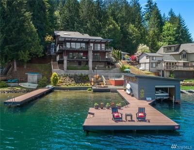 Olympia WA Single Family Home For Sale: $1,250,000