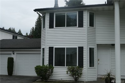 Federal Way Condo/Townhouse For Sale: 4519 SW 319th Place #A-6