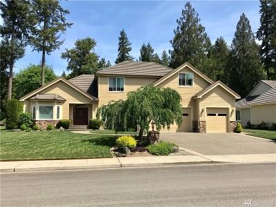 Olympia Single Family Home For Sale: 3748 Kinsale Lane SE