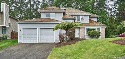Federal Way Single Family Home For Sale: 37686 18th Place S