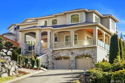 Kirkland Single Family Home For Sale: 12028 72nd Ave NE